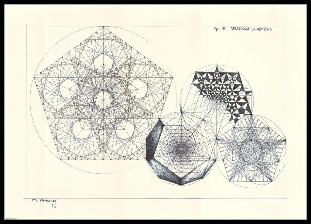 pentagon-variation